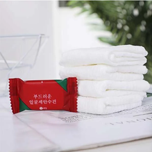 Load image into Gallery viewer, Disposable Travel Cotton Towel