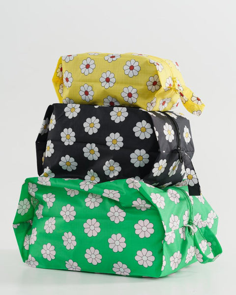 3D Zip Set - Daisy
