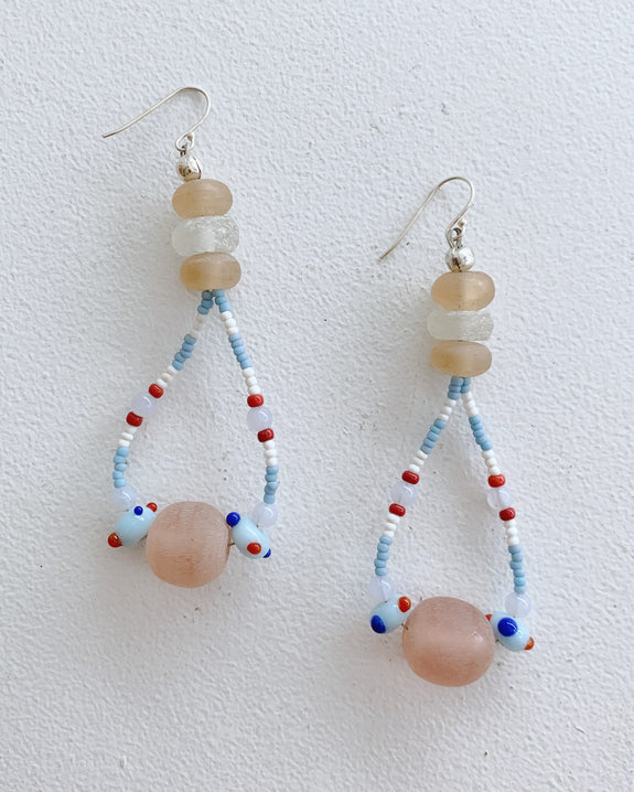 Handmade Earrings - Francoise