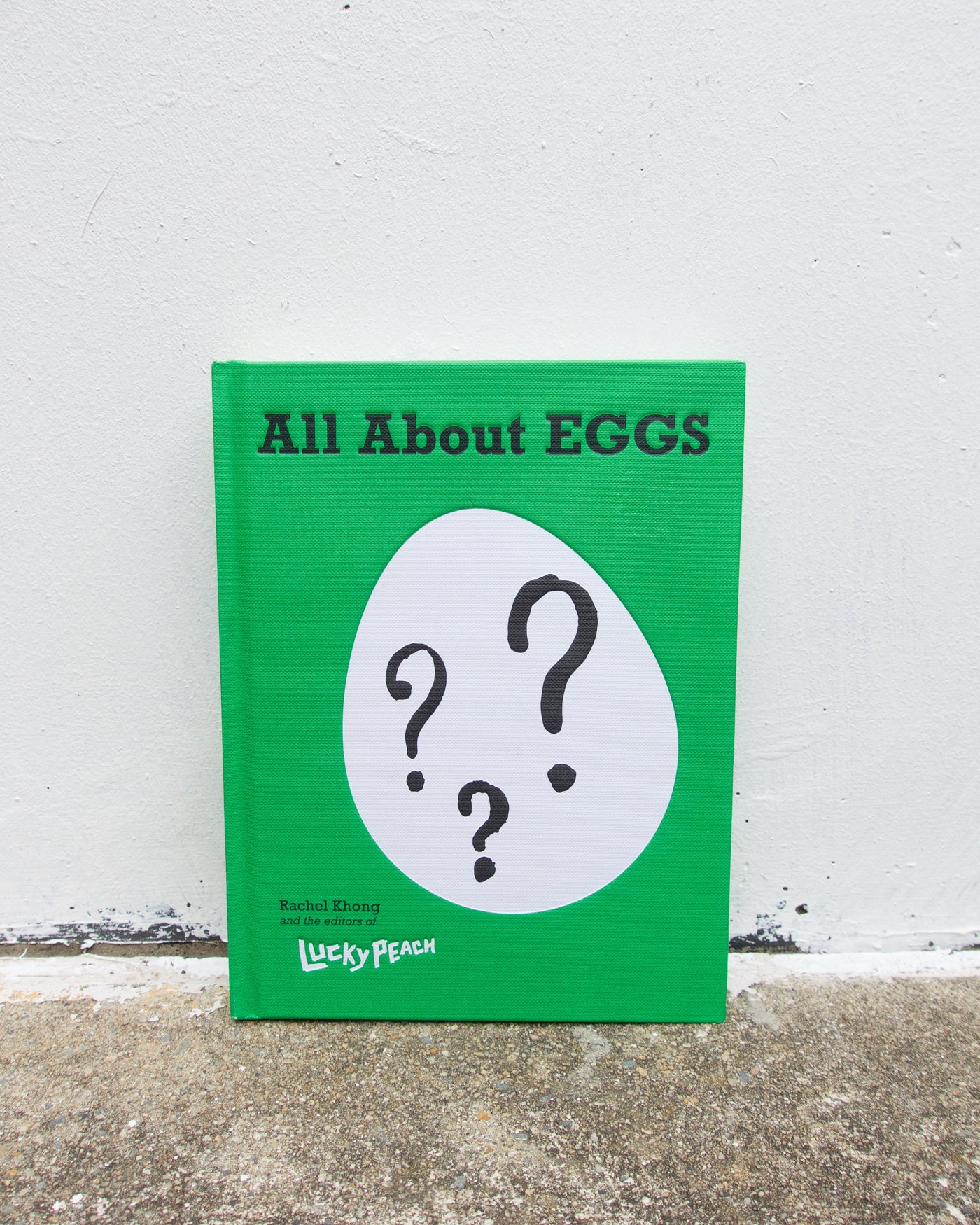 All About Eggs: Lucky Peach