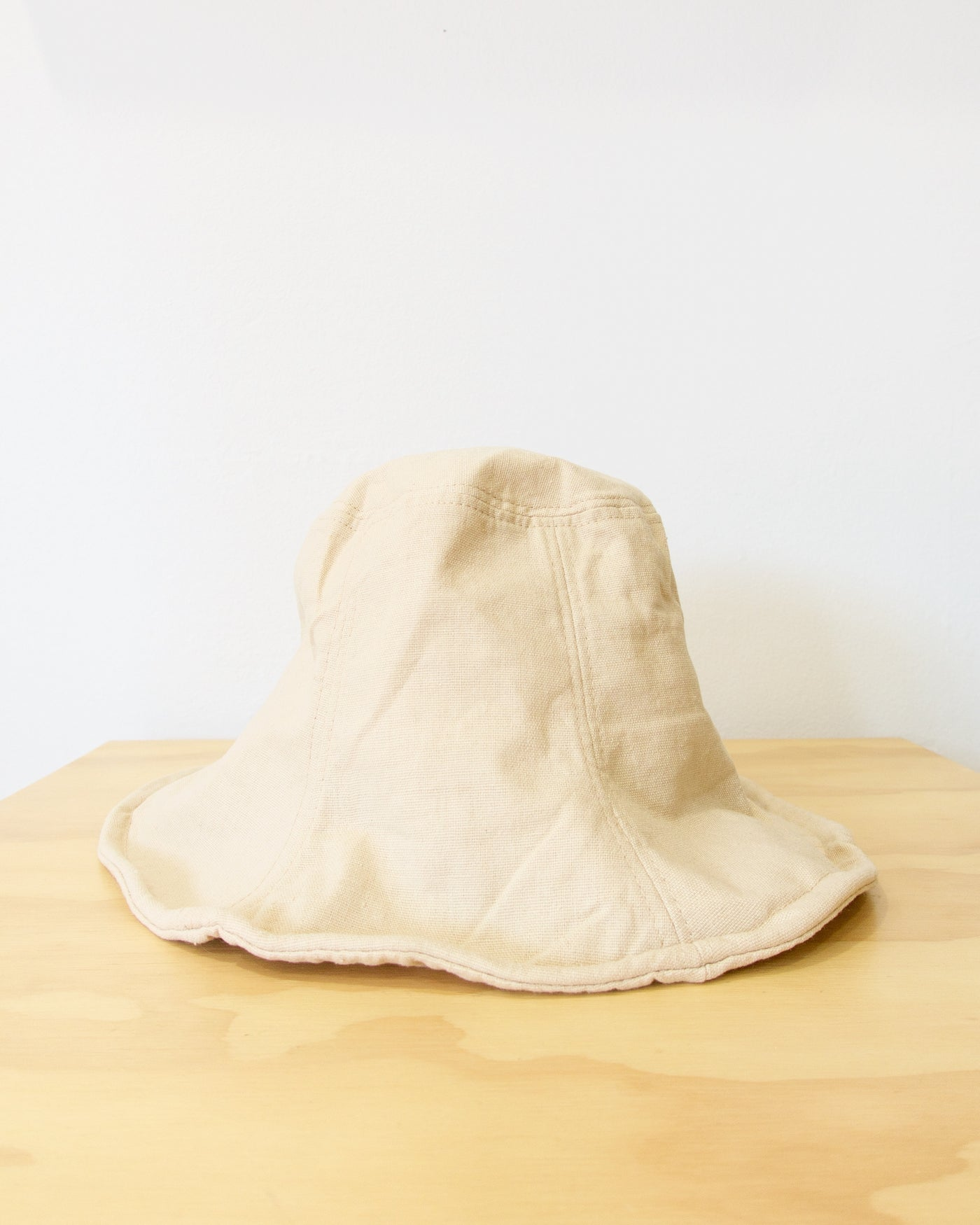 Wellington Factory Everyday Hat Woman in Beige at Heyday Store Adelaide