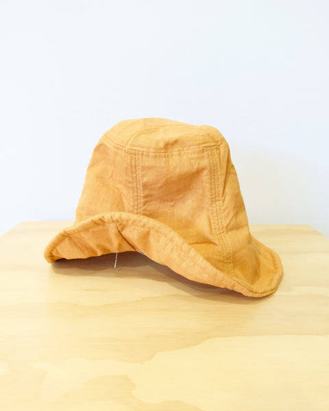Wellington Factory Everyday Hat Woman in Mustard at Heyday Store Adelaide