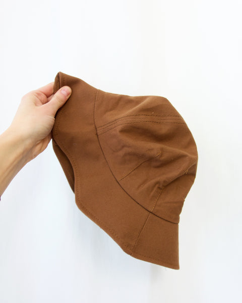 Wellington Factory Everyday Hat Children in Brown at Heyday Store Adelaide