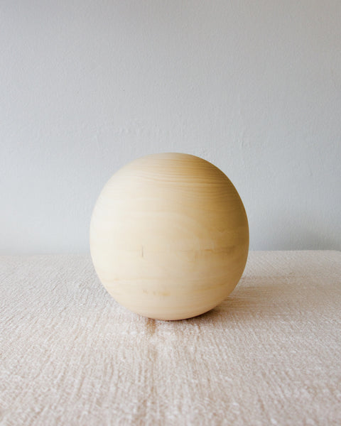 Musical Wooden Orb