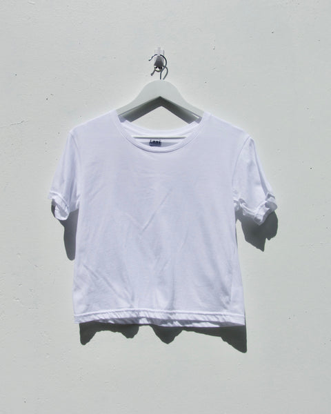 Elsewhere Tee - White