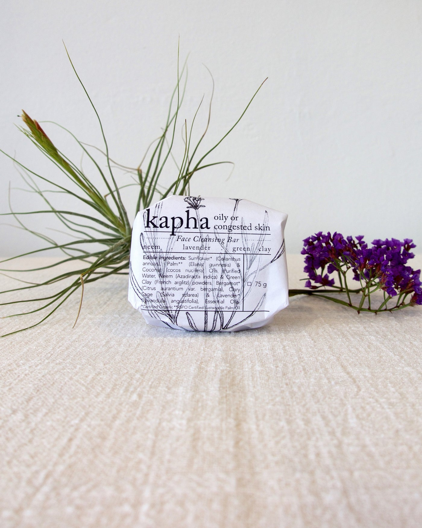 Kapha Face Cleansing Bar