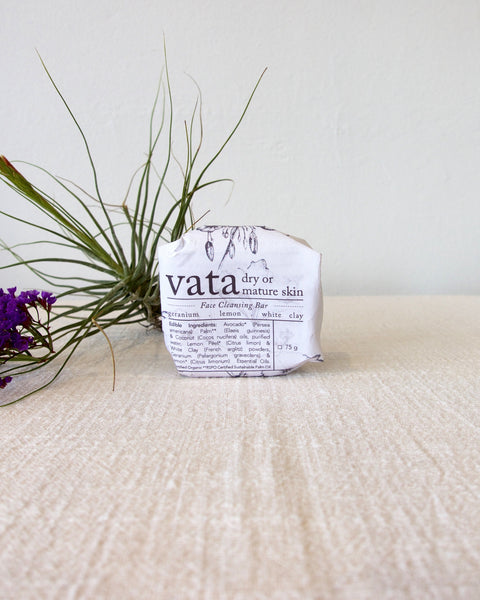 Vata Face Cleansing Bar