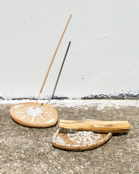 Seer Incense Holder