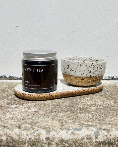 Serenity Organic Loose Leaf Tea - Mini Jar