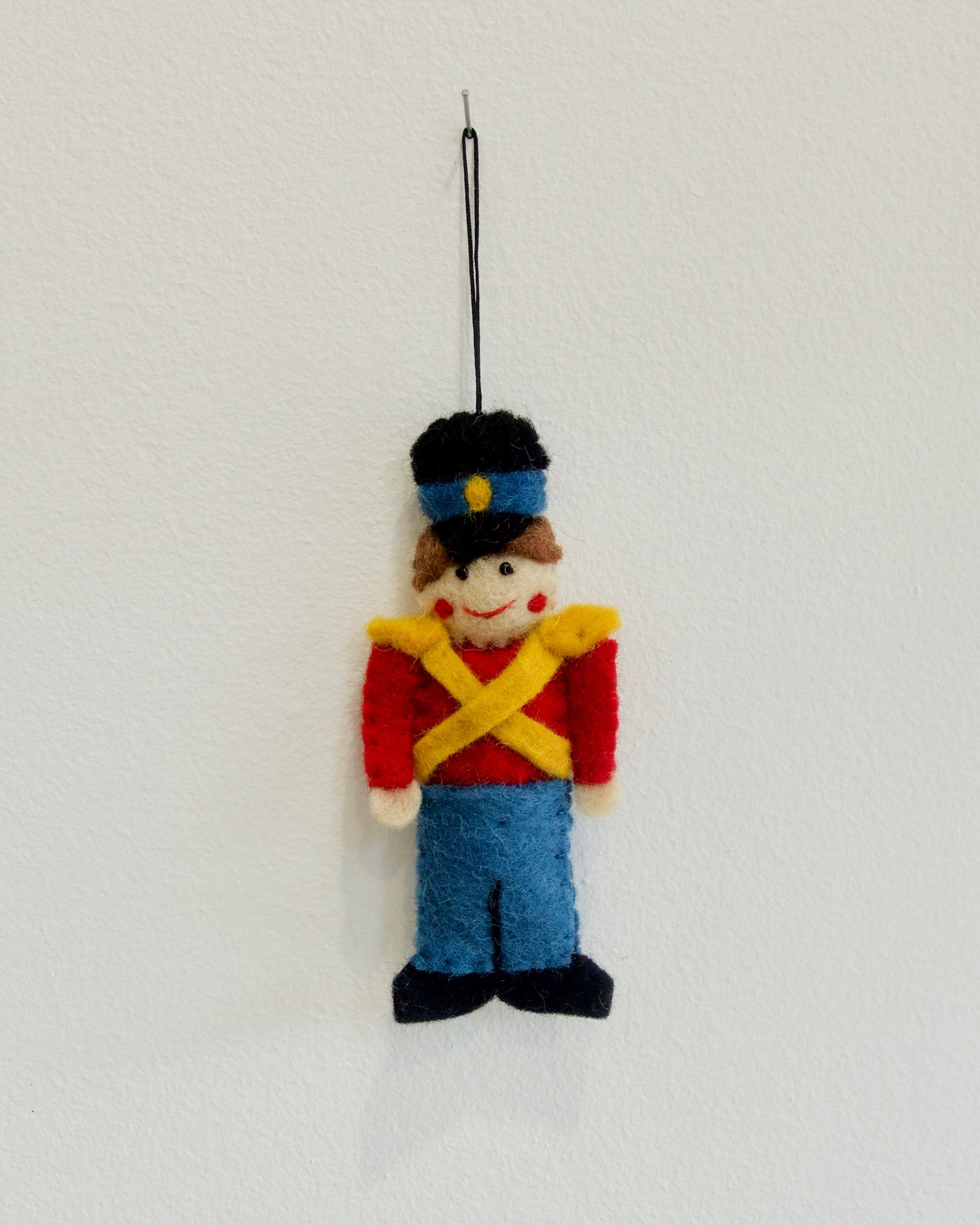 Soldier Christmas Ornament
