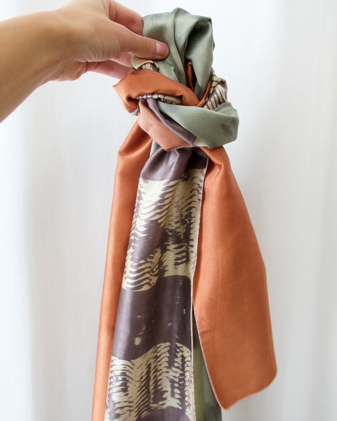 French Silk Scarf - Medium