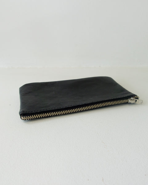 Zip Purse - Black