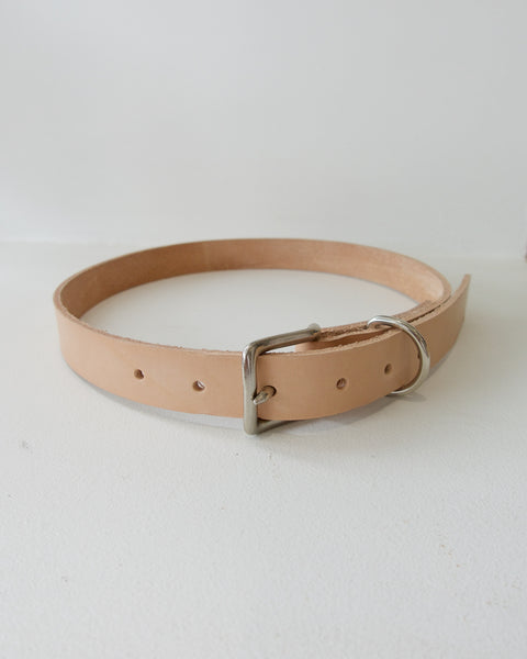 Classic Belt - Natural