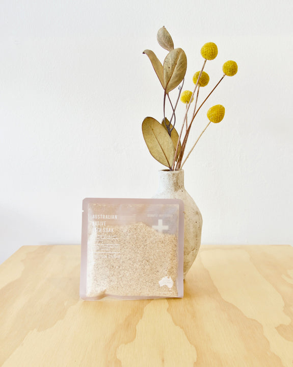 Addition Studio - Native Australian Bath Soak Sachet - Heyday Store