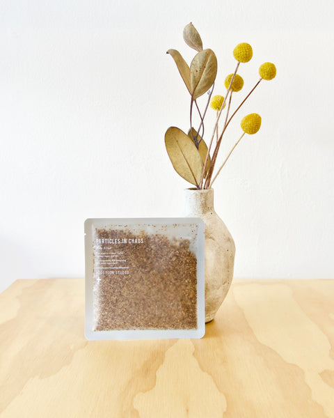Addition Studio - Particles in Chaos Body Scrub Sachet - Heyday Store