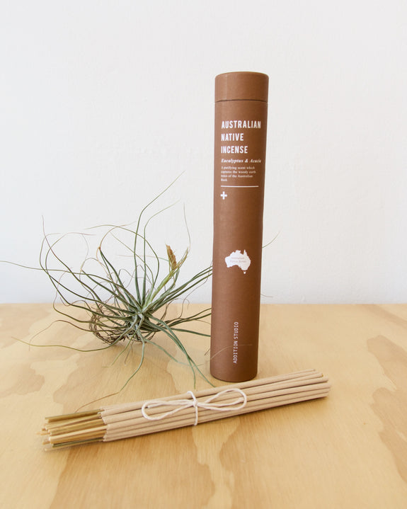 Eucalyptus and Acacia Incense Sticks