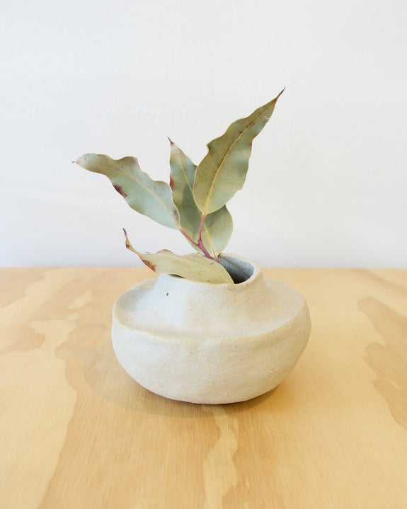 Natural Spout Vase - Small