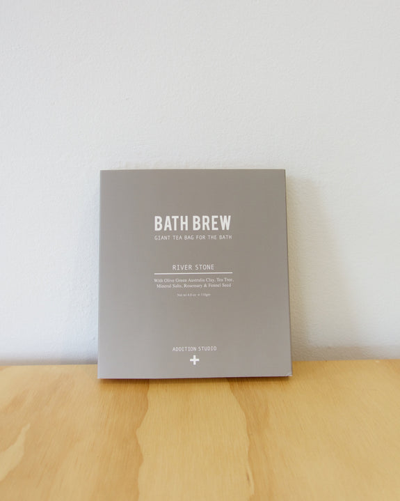 Addition Studio - Bath Brew - River Stone - Heyday Store