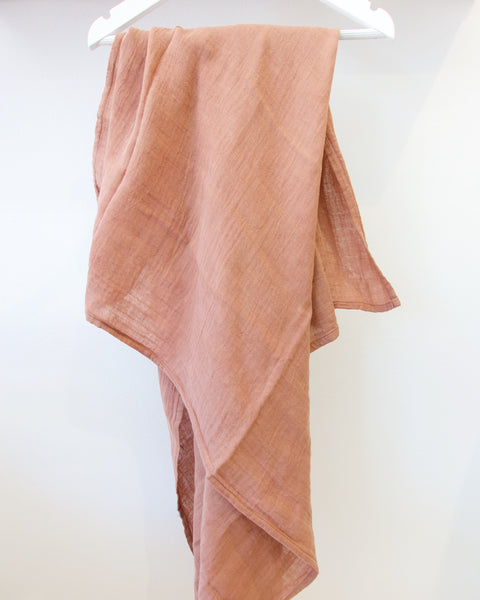 Organic Cotton Earth Wrap - Lilly Pilly