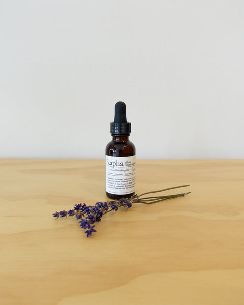 Kapha Face Nourishing Oil