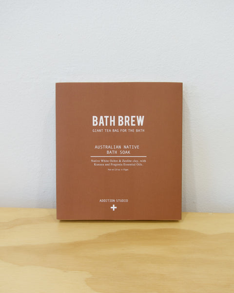 Bath Brew - Australian Native