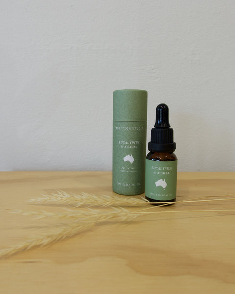 Addition Studio - Eucalyptus & Acacia Essential Oil - Heyday Store