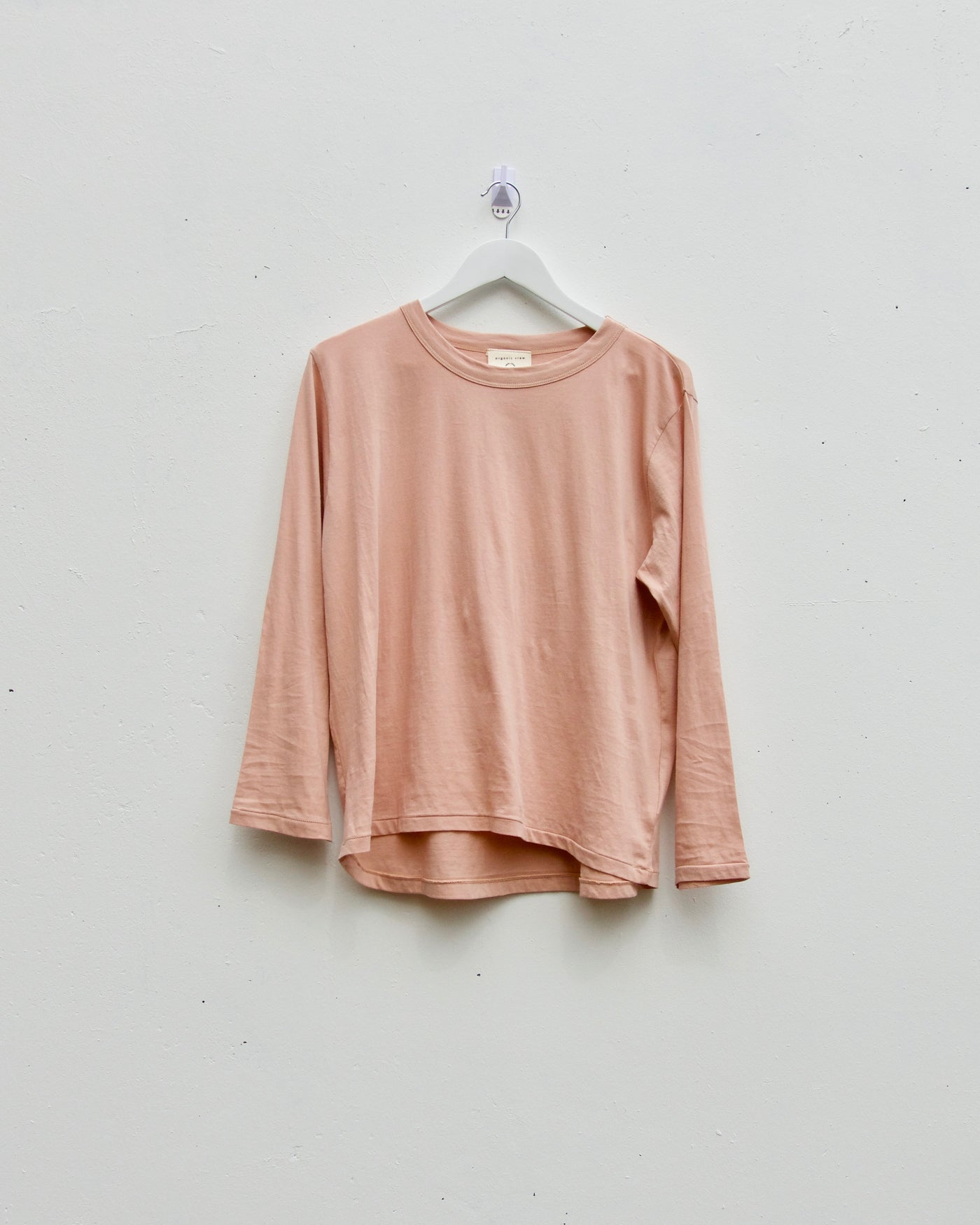 Flinders Boxy Tee - Dusty Pink - LAST ONE (size 2)!