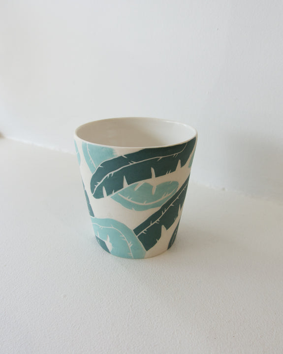 Porcelain Jungle Cup