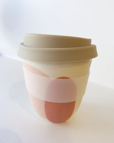 Reusable Take Away Cup - Blush Pink