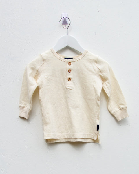 Dickens Cotton Shirt - Oatmeal