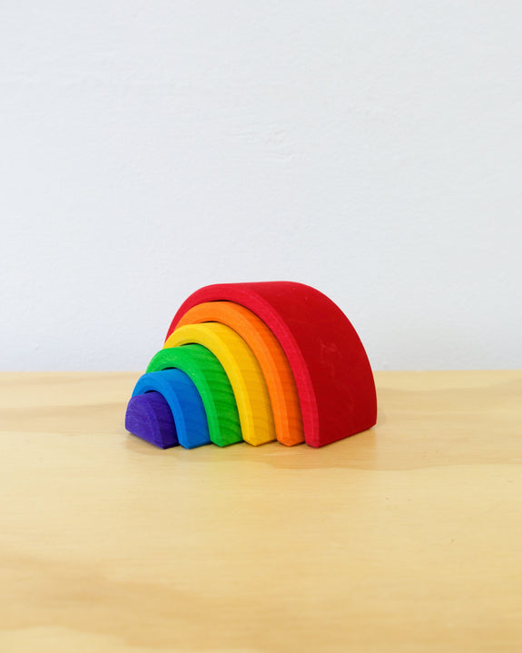 Stacking Tunnel - Rainbow - Small