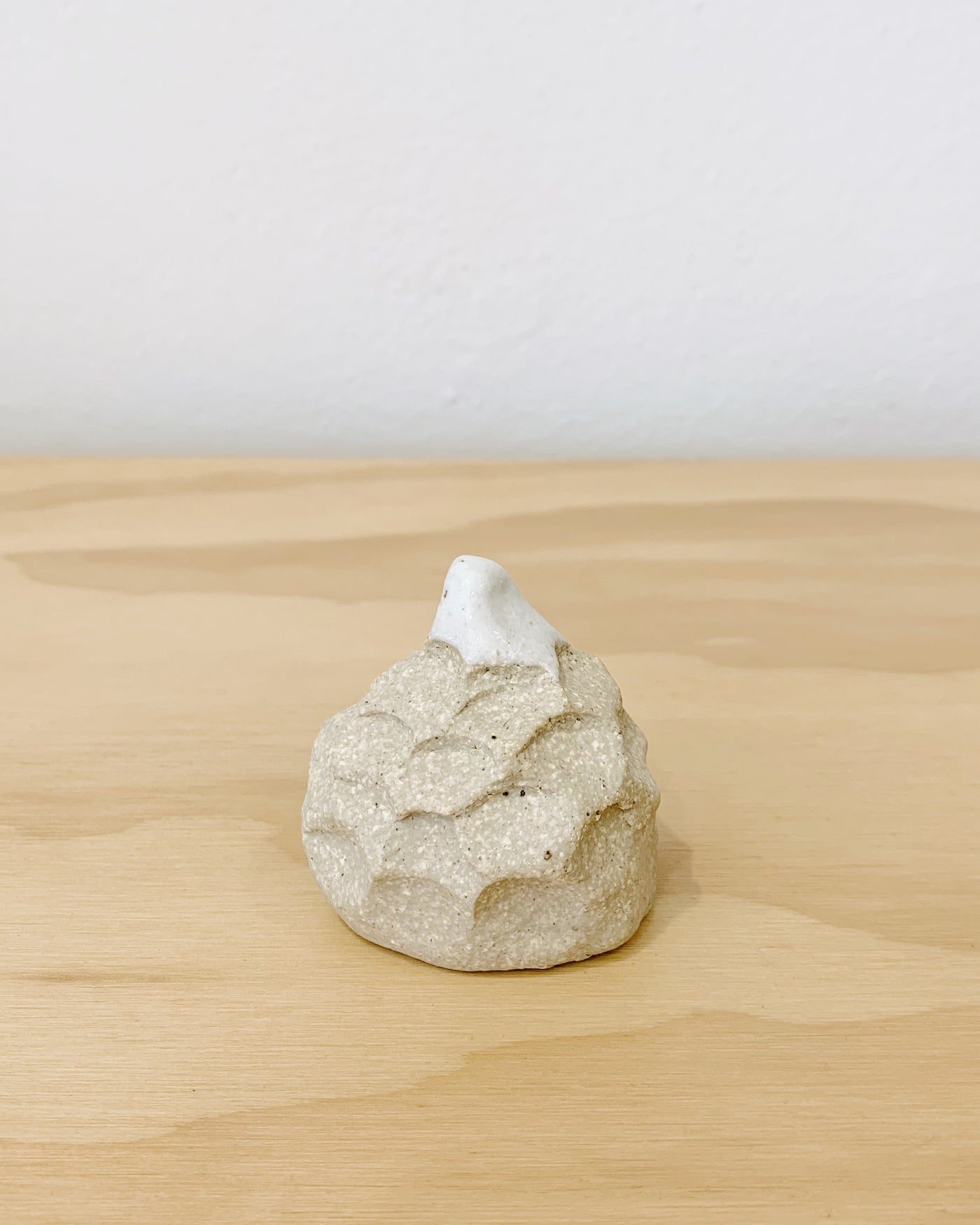 Hand Sculpted Ceramic Christmas Tree - Small