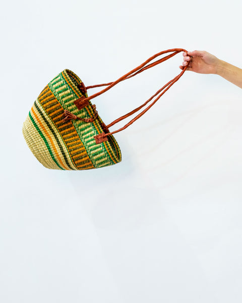 Bolga Shoulder Bag
