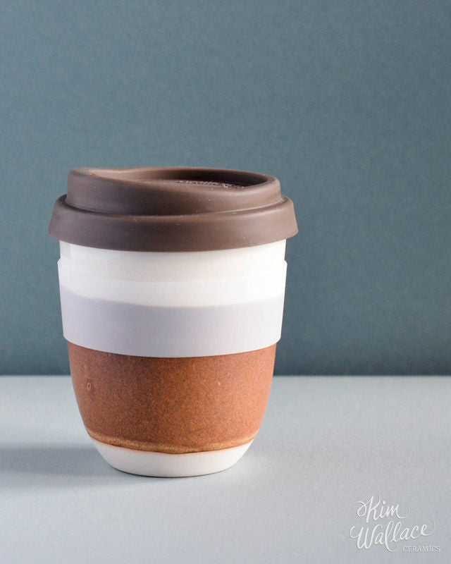 Reusable Take Away Cup - Rust