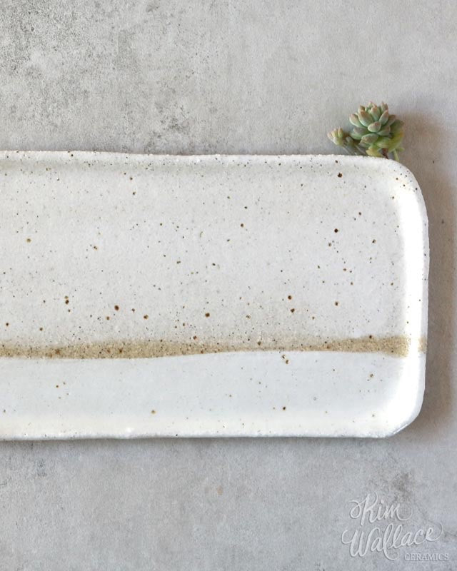 Kitchen Tray - Raku