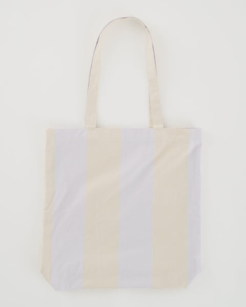 Merch Tote - Buttermilk Stripe