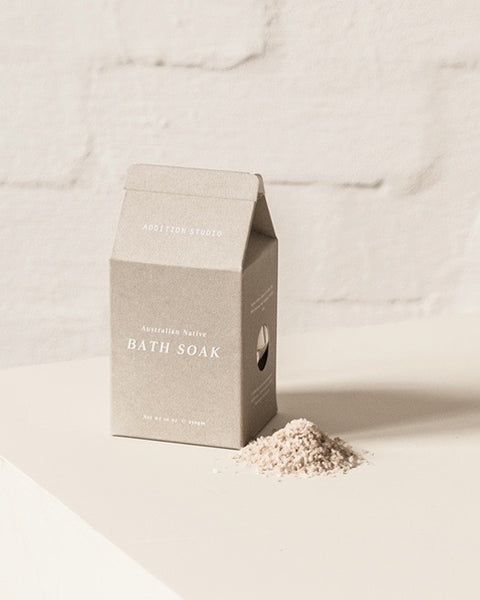 Addition Studio - Australian Native Bath Soak - Heyday Store