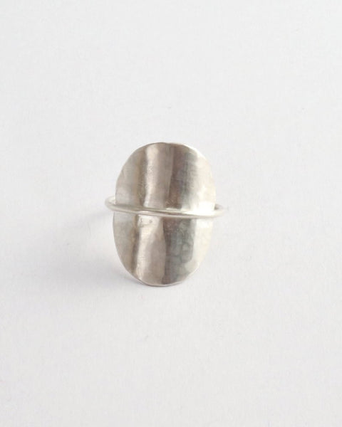 Inside Out Ring - Sterling Silver
