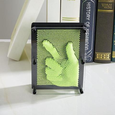 3D Pin Art Impression Board PeekWise