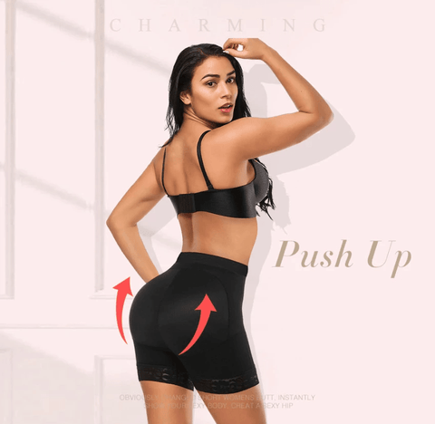 Butt Lifter Padded Shapewear PeekWise