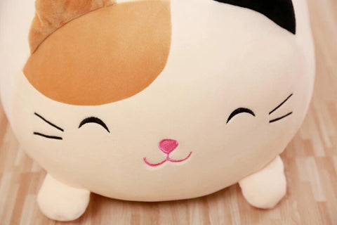 Super Soft Chubby Animal Plush Pillows PeekWise