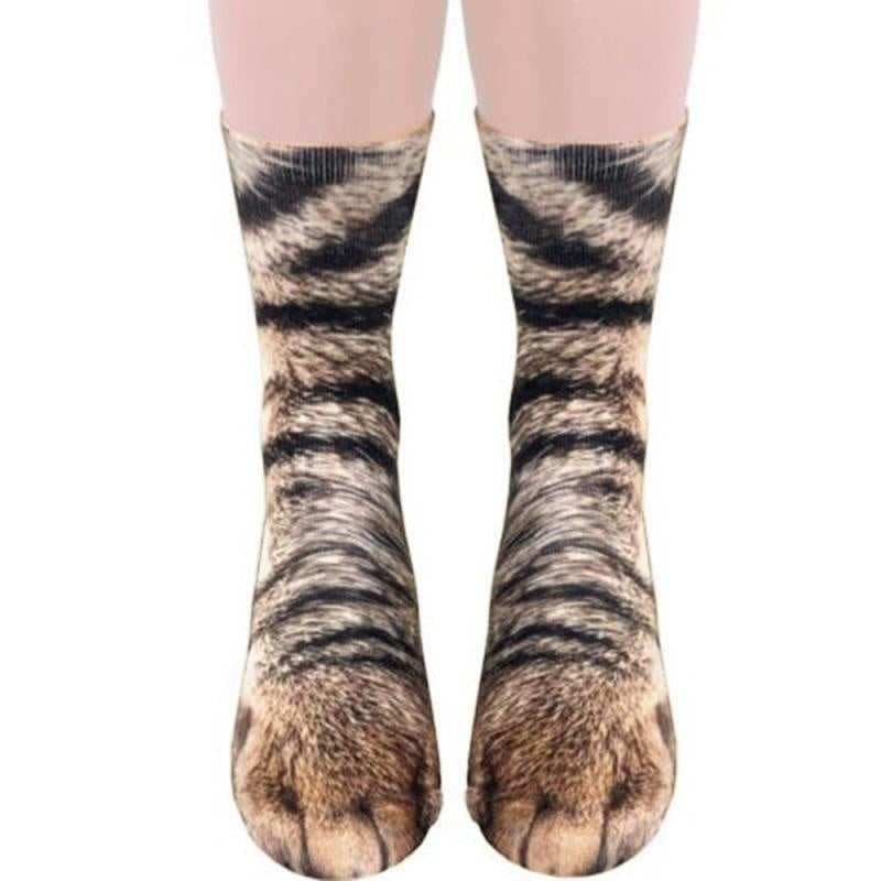 Animal Paw Socks - PeekWise