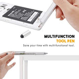 6-in-1 Multi-Function Tool Ballpoint Pen - PeekWise