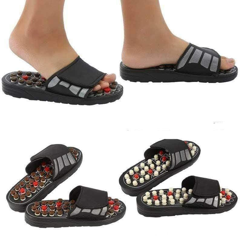 Acupressure Therapy Massage Slippers - PeekWise