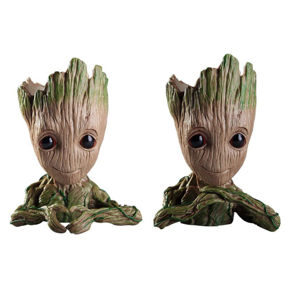 Groot Man Planter Pot - PeekWise