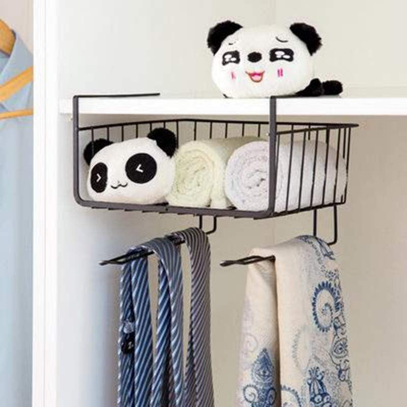 Hanging Organizer Under-Cabinet Shelf - PeekWise