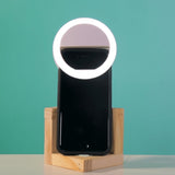LED Clip-On Selfie Ring Light - PeekWise