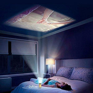 Mini LED Portable Projector - PeekWise