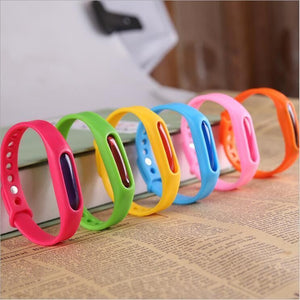 All-Natural Mosquito Wristband Bracelet - PeekWise