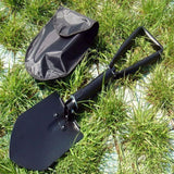 Tactical Military Folding Shovel - PeekWise